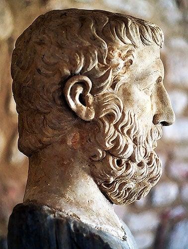 Filozof Parmenides